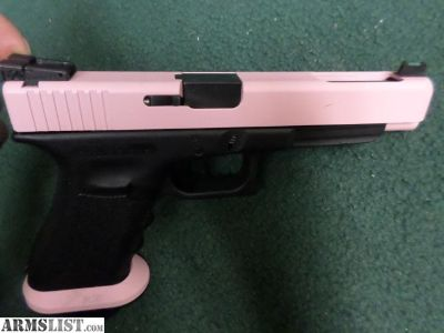 For Sale: GLOCK COMP. / RACE PISTOL