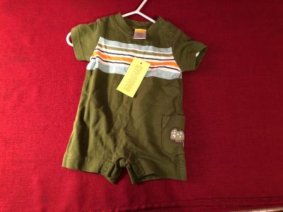 Gymboree Preemie Up to 19 & 7 Lbs. New With Tag