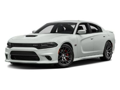 2016 Dodge Charger SRT8 (Bright White Clearcoat)