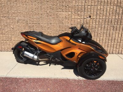 2011 Can-Am Spyder RS-S SM5 Trikes Motorcycles Albuquerque, NM