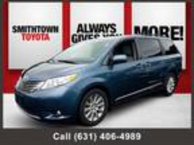 $31991.00 2016 Toyota Sienna with 34532 miles!