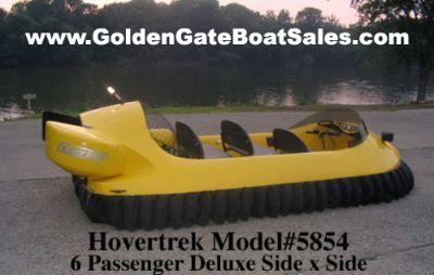 Brand New Neoteric Hovertrek Hovercraft Model 5854