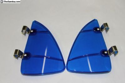 Vent Wing Window Breezee (Blue)