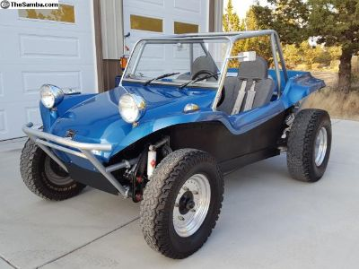 1965 Authentic Meyers Manx