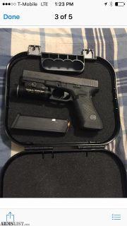 For Sale: Mint Glock 17