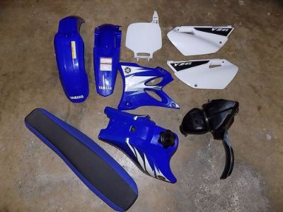 Buy BODY KIT, Gas Tank, Seat, Air Box, Fenders, Side Panels, Yamaha YZ85 YZ 85 '06 motorcycle in West, Texas, United States, for US $225.00