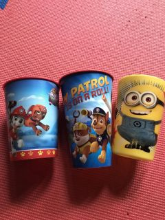 Cup Lot