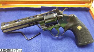 For Sale: Colt Python .357