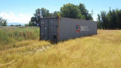 Used 40' Connex Container