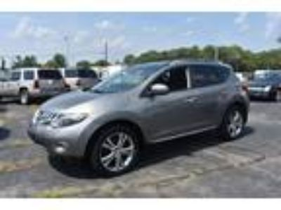 2010 Nissan Murano AWD 4dr SL at [url removed]