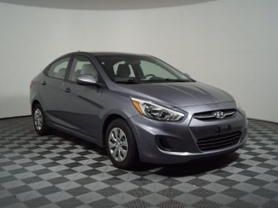 2017 Hyundai Accent GLS (Triathlon Gray)