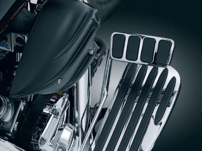 Purchase YAMAHA ROAD STAR 1700 2004-2011 ISO REAR BRAKE PEDAL COVER motorcycle in Alexandria, Virginia, US, for US $32.99