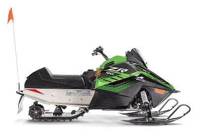 2020 Arctic Cat ZR 120 Snowmobile -Trail Bismarck, ND