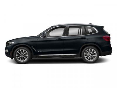 2018 BMW X3 M40i (Carbon Black Metallic)