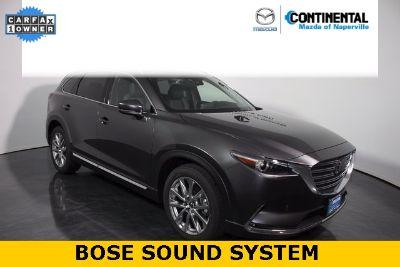 2017 Mazda CX-9 Grand Touring (MACHINE GRAY METALLIC)