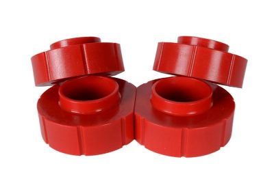 "Purchase Jeep Wrangler TJ Grand ZJ 1 "" Polyurethane Lift Spacer Kit Red Limited Offer motorcycle in Sandy, Utah, US, for US $39.99"