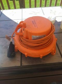 Used Working Fisher Price Bounce House Blower Fan Motor