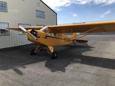 1946 Piper J-3 Cub Special