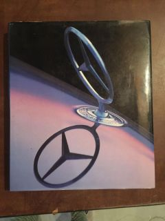 Mercedes Coffee Table Book 1997