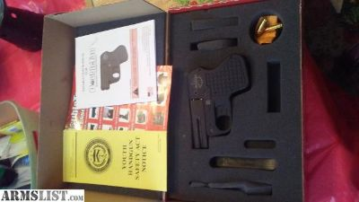 For Sale/Trade: doubletap 9mm