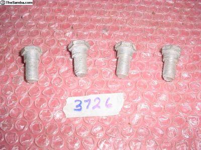 Repa set of 4 seat belt screws
