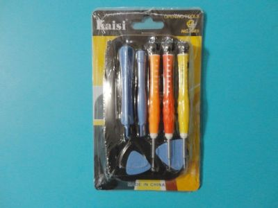 kaisi repair opening pry tools screwdriver kit set for iphone 5s / 5c / 5