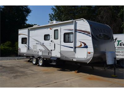 2013 Forest River 26TBUD ()