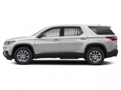 2019 Chevrolet Traverse LS (Silver Ice Metallic)
