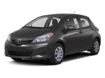 2013 Toyota Yaris 5-Door L (Not Given)