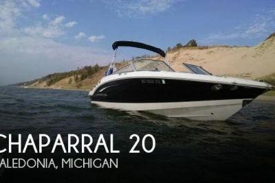 2010 Chaparral 20