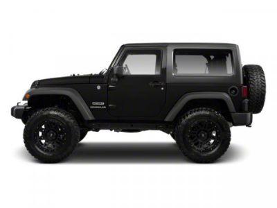2011 Jeep Wrangler Sahara (Black Clear Coat)