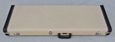 Fender CUSTOM SHOP LIMITED RELEASE Blond Tolex Stratocaster/Telecaster Case - MEGA RARE - BRAND NEW