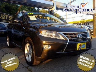 $19,995, Black 2013 Lexus RX 350 $19,995.00 | Call: (888) 229-6850