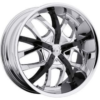 Find 26x10 Chrome VCT Romano Wheels 5x5 5x5.5 +15 DODGE RAM 1500 RAM SRT 1500 -2WD motorcycle in Cincinnati, Ohio, US, for US $1,729.00