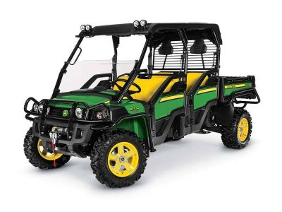 2015 John Deere Gator XUV 825i S4 General Use Utility Vehicles Dickinson, ND