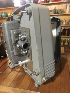 Vintage working projector
