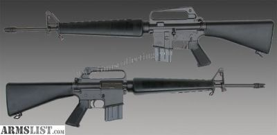 Want To Buy: M16/A1/A2/A4 clone or Colt AR-15 Sporter