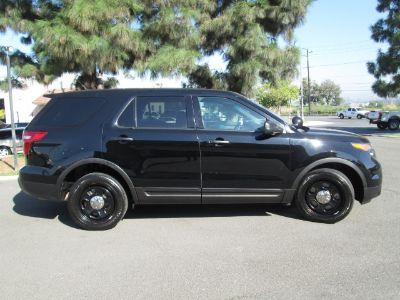 2014 Ford Explorer Police Interceptor (Black)