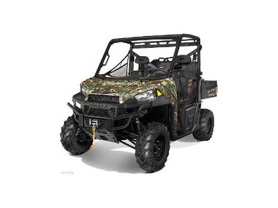 2013 Polaris Ranger XP 900 EPS Browning LE Side x Side Utility Vehicles Lancaster, TX