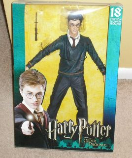 "Talking Harry Potter 18"" figure NEW IN BOX"