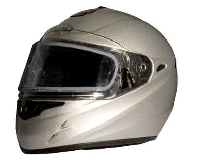 "Purchase ZOX TAVANI ""SN2"" HELMET SILVER2X-LARGE 86-62016 motorcycle in Ellington, Connecticut, US, for US $109.95"