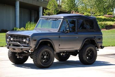 $2,500, 1974 Ford Bronco