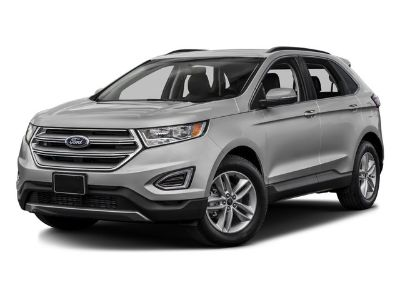 2017 Ford Edge Titanium (White Platinum Metallic Tri-Coat)