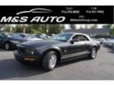 Used 2009 Ford Mustang Deluxe Convertible