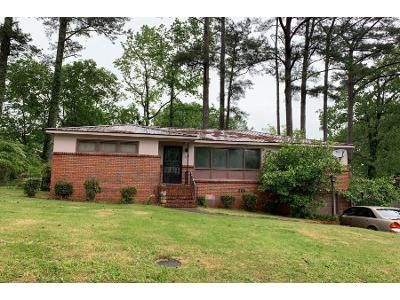 3 Bed 2 Bath Preforeclosure Property in Birmingham, AL 35215 - Robertson Ave