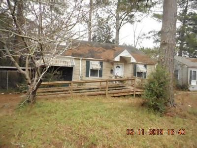 2 Bed 1 Bath Foreclosure Property in Macon, GA 31204 - Mimosa Dr
