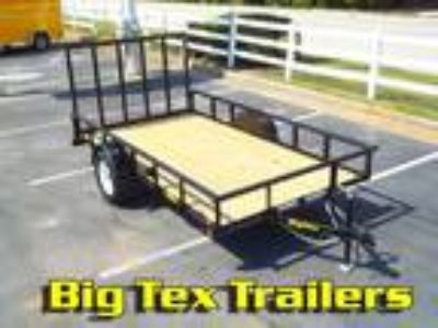 Top Quality BIG TEX Utility Trailers
