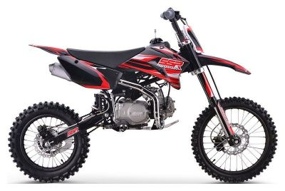 2019 SSR Motorsports SR125TR - BW Motorcycle Off Road Little Rock, AR