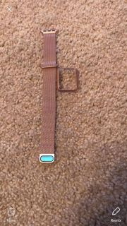 Apple Watch Band and Bumper