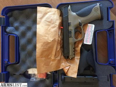 For Sale: Smith & Wesson M&P 40 caliber